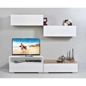 Kenyap Decoflex tv ünitesi samba&beyaz