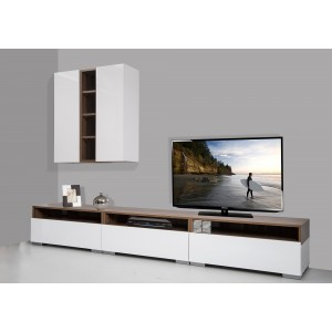 Kenyap Plus 814120 Diamond HG Tv Ünitesi Ceviz